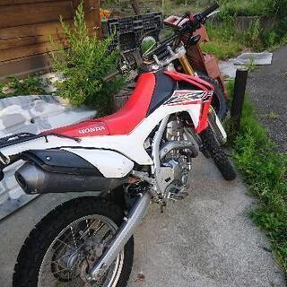 HONDA crf250l オフロードバイク 低走行