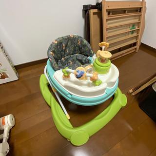 ベビー 歩行器 ディズニー ぷーさん - 子供用品
