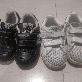 子供靴 7足まとめ − 神奈川県