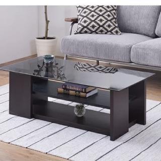 お譲り決まりました★テーブル ガラステーブル ローテーブル