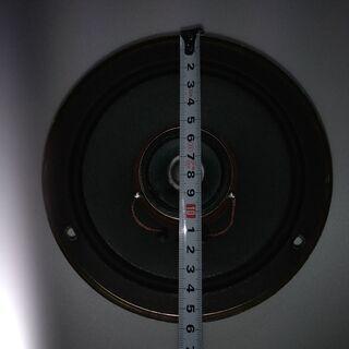 ***お取引中*** クラリオン 16cmスピーカー ジャンク − 兵庫県
