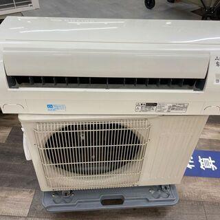三菱 10畳用エアコン 2017年製 MSZ-GE2816…