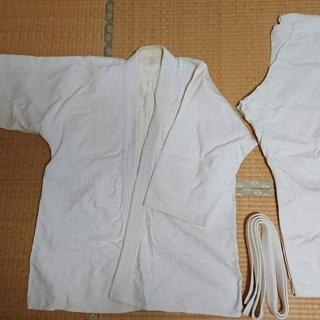 柔道着 (上下4号・帯セット)