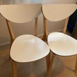 【最終値下げ】IKEA ダイニングチェア/DINING CHAIRS
