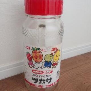 【無料】果実酒などを漬けるガラス瓶
