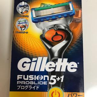 Gillete FUSION 5+1 プログライド