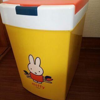 【お取引中】ミッフィー ゴミ箱