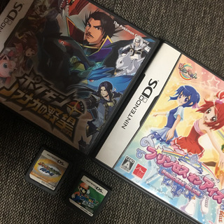 DSソフト 5点セット