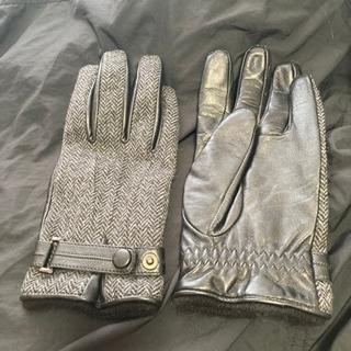 紳士用 手袋