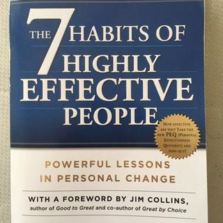 【8日まで】 7 habits of highly effect...