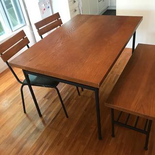 食卓テーブル 4人掛け
