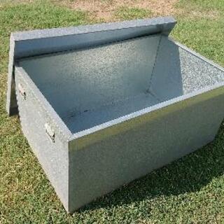 箱 鉄箱 スチールボックス