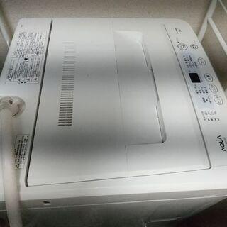 洗濯機・AQUA