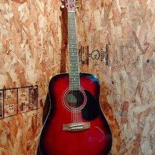 ハニービー W-15 WRS アコースティックギター