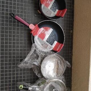 片手鍋、フライパン
