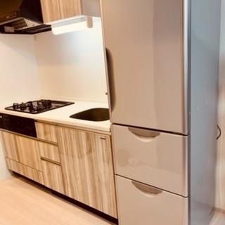 冷蔵庫 無料 🧊 302L HITACHI