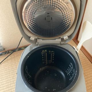 ナショナル炊飯器一升炊きSR-A18J