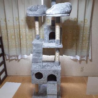 キャットタワー185cm