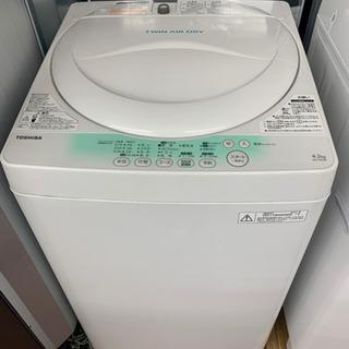TOSHIBA  2014年 洗濯機 4.2キロ