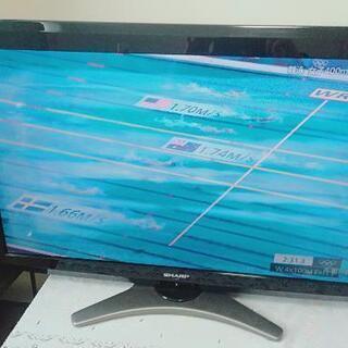 AQUOS32型液晶テレビ