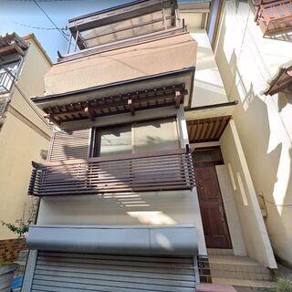 🟪売物件◆3階建て戸建て🟪 ◆鶴見区今津南◆1階ガレージ◆5K◆...