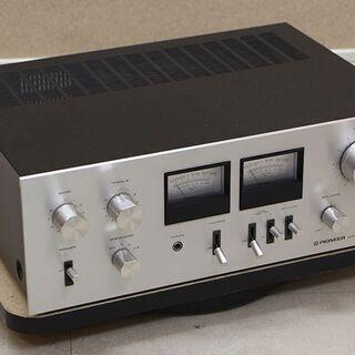 PIONEER パイオニア SA-7800 ステレオプリメインア...