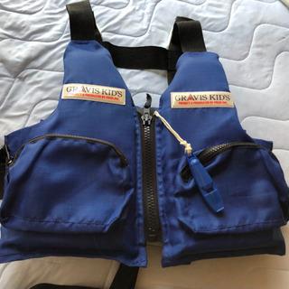 ライフジャケット 子供用 (プール、海、釣りなど)