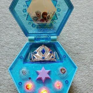 アナと雪の女王 ティアラ付き