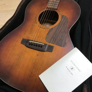 ヤイリギター アコギ PF-K7-OVA VS 保証書 ケース等...