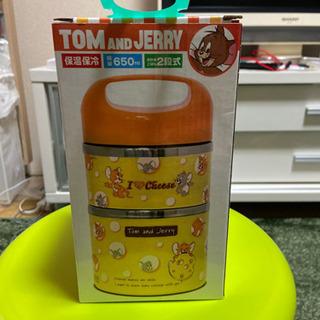 トムジェリのランチBOX