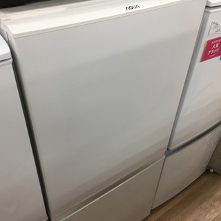 AQUA(アクア)の冷蔵庫2019年製(AQR-16H)です。【...