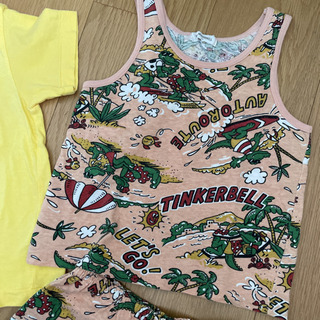 TINKERBELL  & SANTAWORLD セット