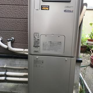 大阪ガス  給湯器