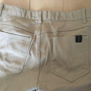 クロップドパンツ 七分丈パンツ メンズ - 服/ファッション