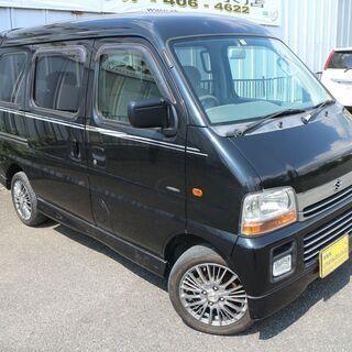 【ネット決済】エヴリィワゴン ワンオーナー 2年車検付き