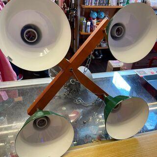 スナフキン クロス 4灯ペンダントライト - 家具