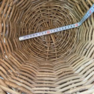 ラタン 植木鉢カバー − 東京都