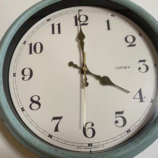 壁掛け時計(ソーラー)Francfranc