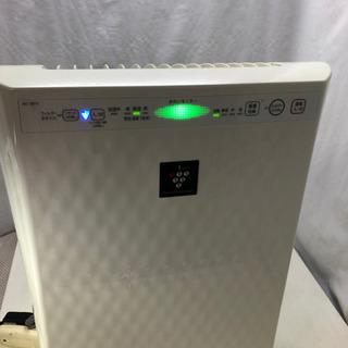 SHARP Plasmacluster 加湿空気清浄機 美品