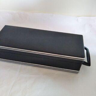 カセットテープケース 収納ケース 19本 昭和レトロ 懐かしい