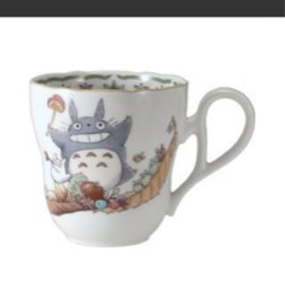 【ネット決済】ジブリとなりのトトロ ノリタケ マグカップ