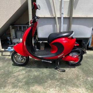 ワンオーナー🛵ジーム電気バイク!notte