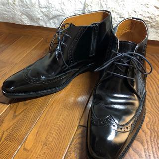 メンズ ビジネスシューズ 革靴 ANCIEN CREPINS 日本製