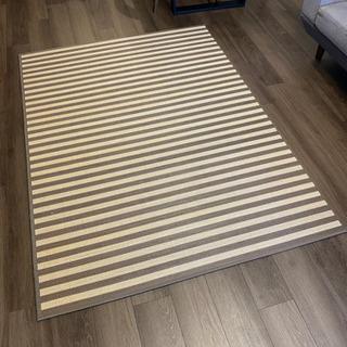 竹マット 竹ラグ 177×130cm