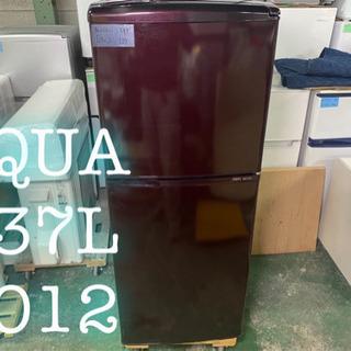 【004】AQUA 137L 冷蔵庫