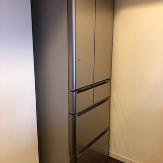 日立HITACH フレンチドア 冷蔵庫 475L