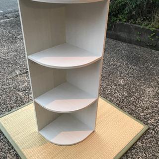 コンパクト 収納棚 カラーボックス