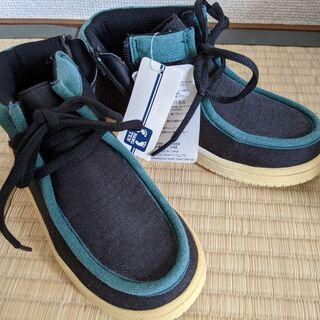 HANG TEN ハンテン 子供靴 18cm