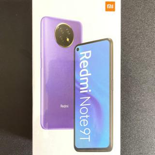 Redmi note 9t  64GB 新品