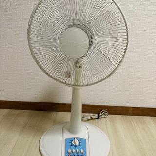 【お話中です】扇風機